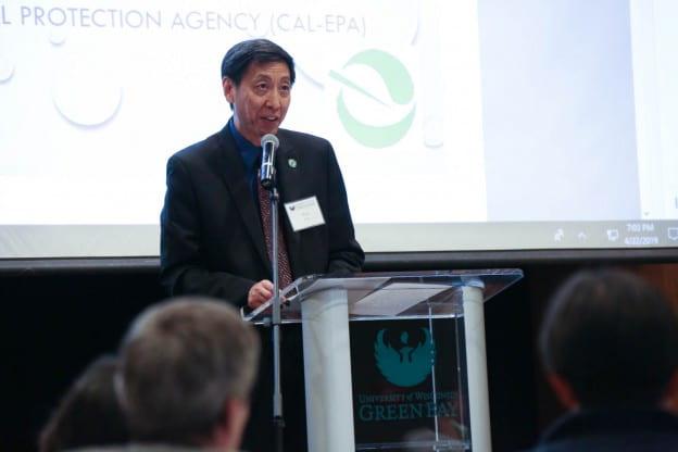Yue Rong Earth Caretaker Award Recipient