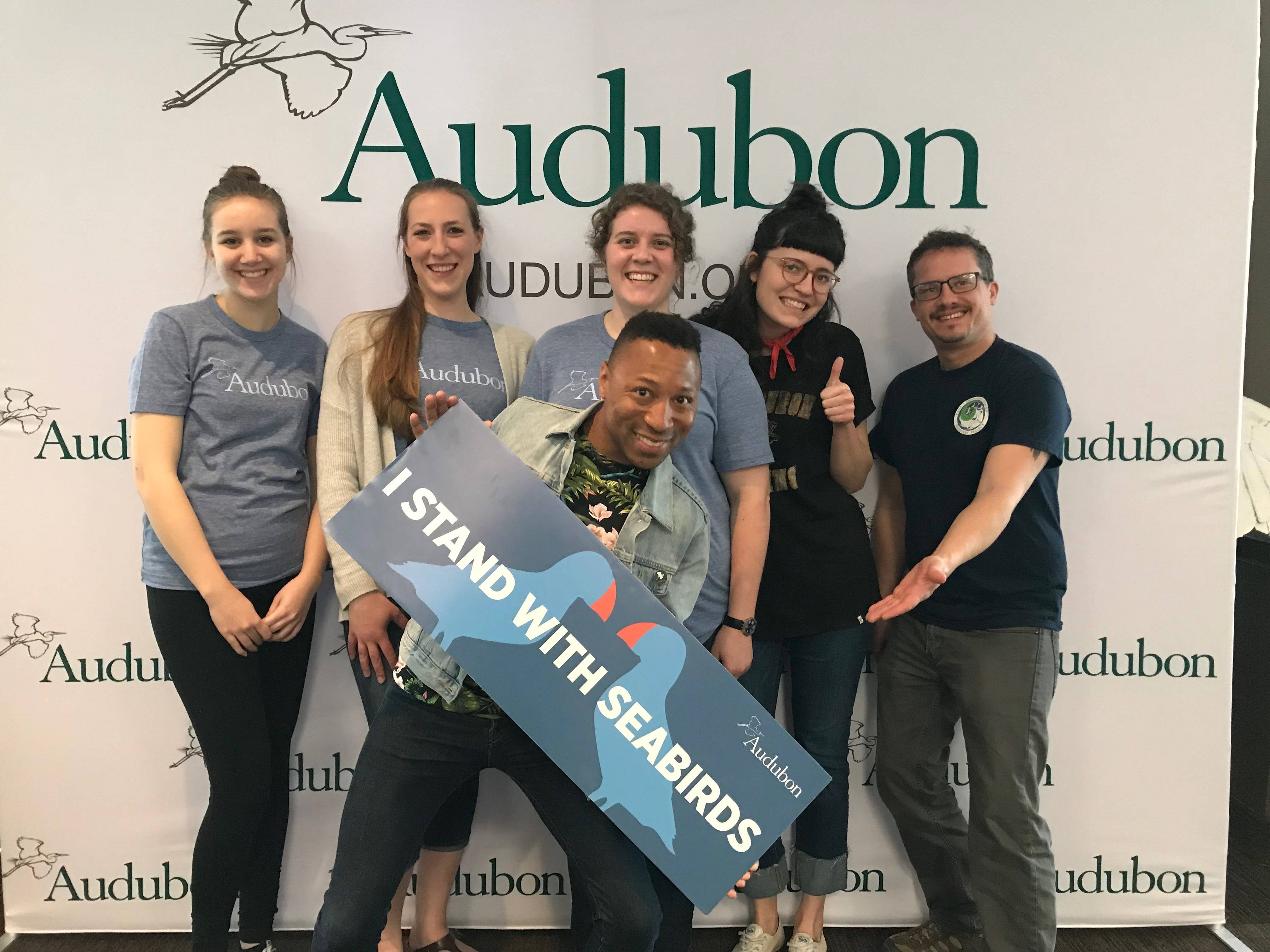 Green Bay Audubon chapter takes part in National Audubon D.C. Fly-In