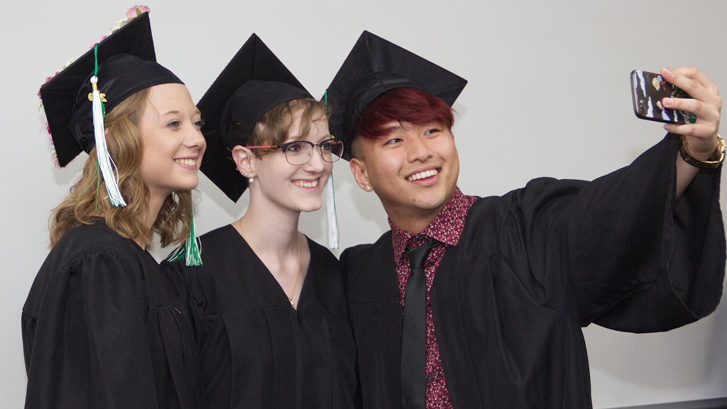 UW-Green Bay, Manitowoc Campus graduates at spring 2019 commencement