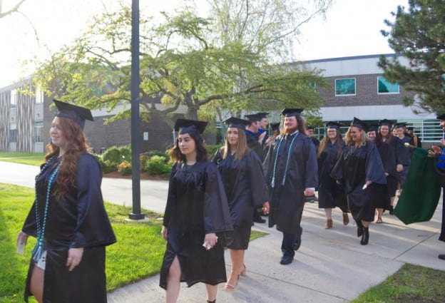 Sheboygan Campus Commencement