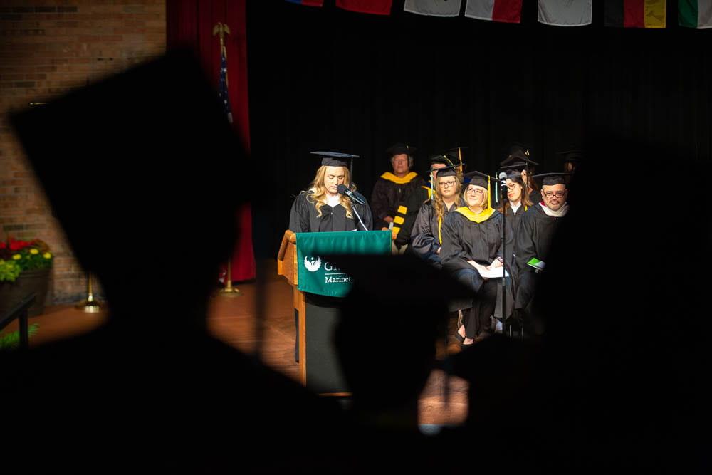 Marinette Campus 2019 Commencement