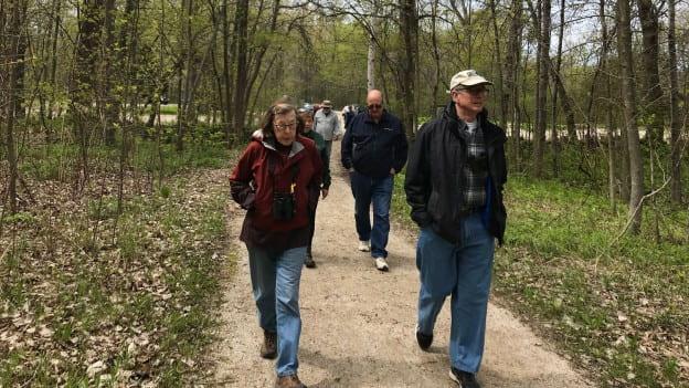 2019 Retirees Spring Arboretum Walk
