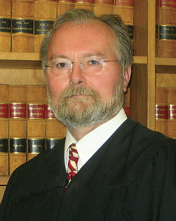 Judge Patrick Madden