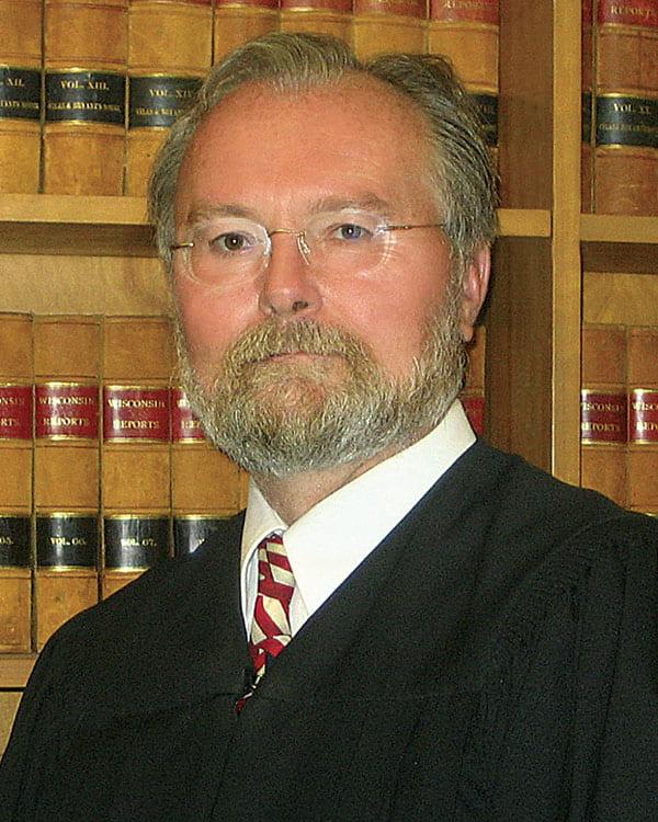 Judge Patrick Madden