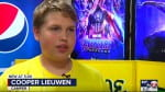 WBAY Interview of Camp Lloyd camper Cooper Lieuwen