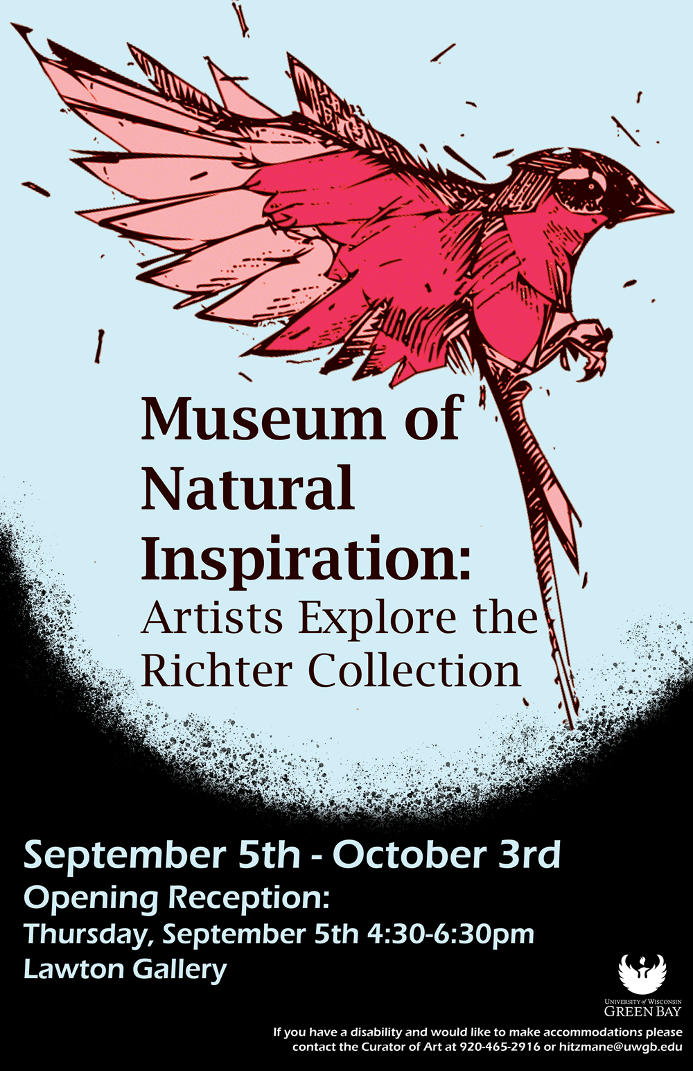Museum of Natural Inspiration<br /> Artists Explore the Richter Collection
