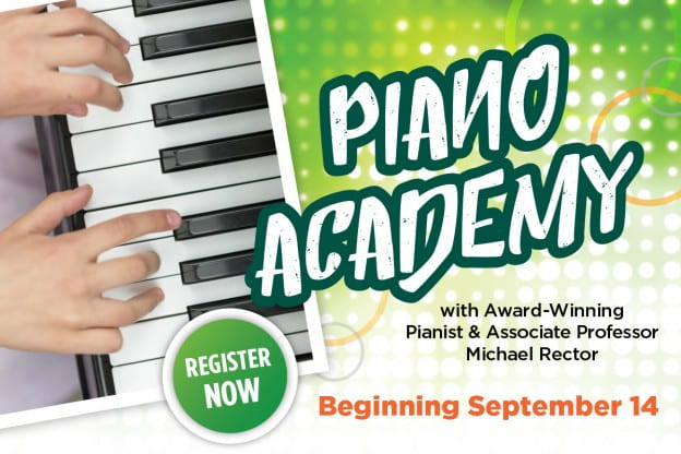 Piano Academy Beginning September