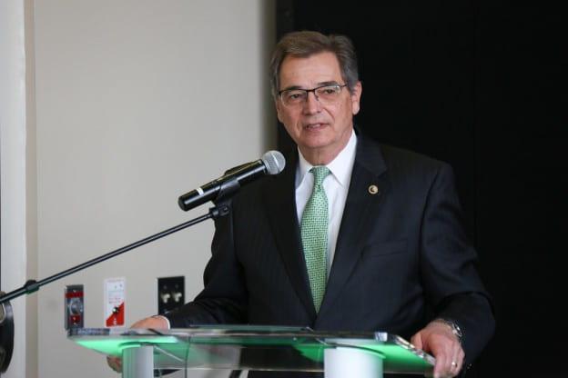 Chancellor Gary L. Miller