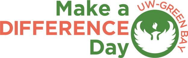 Make a Difference Day graphic