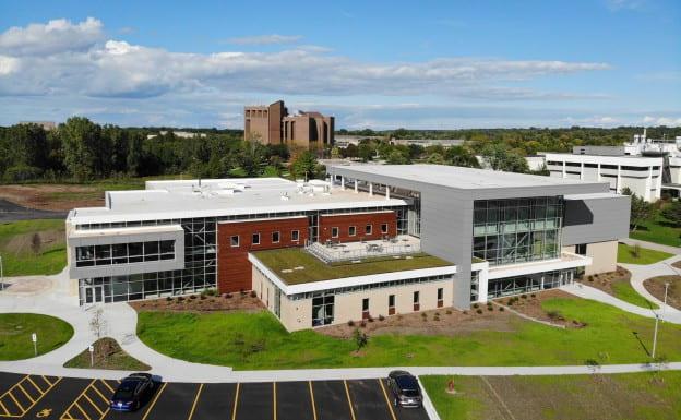 STEM Center Aerial Photo