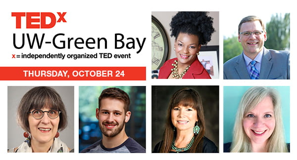 Ted Speaker Home & Event Page