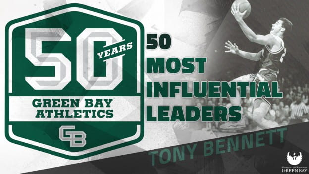 Tony Bennett - 50 Most influential leaders