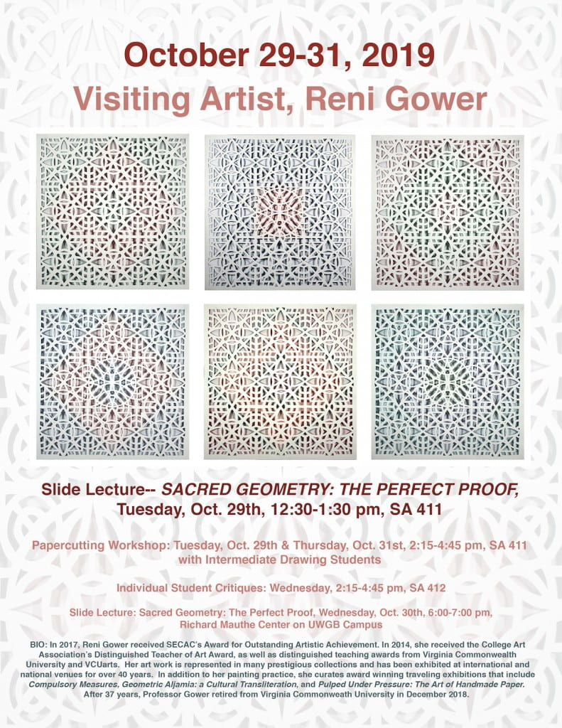 Reni Gower Poster