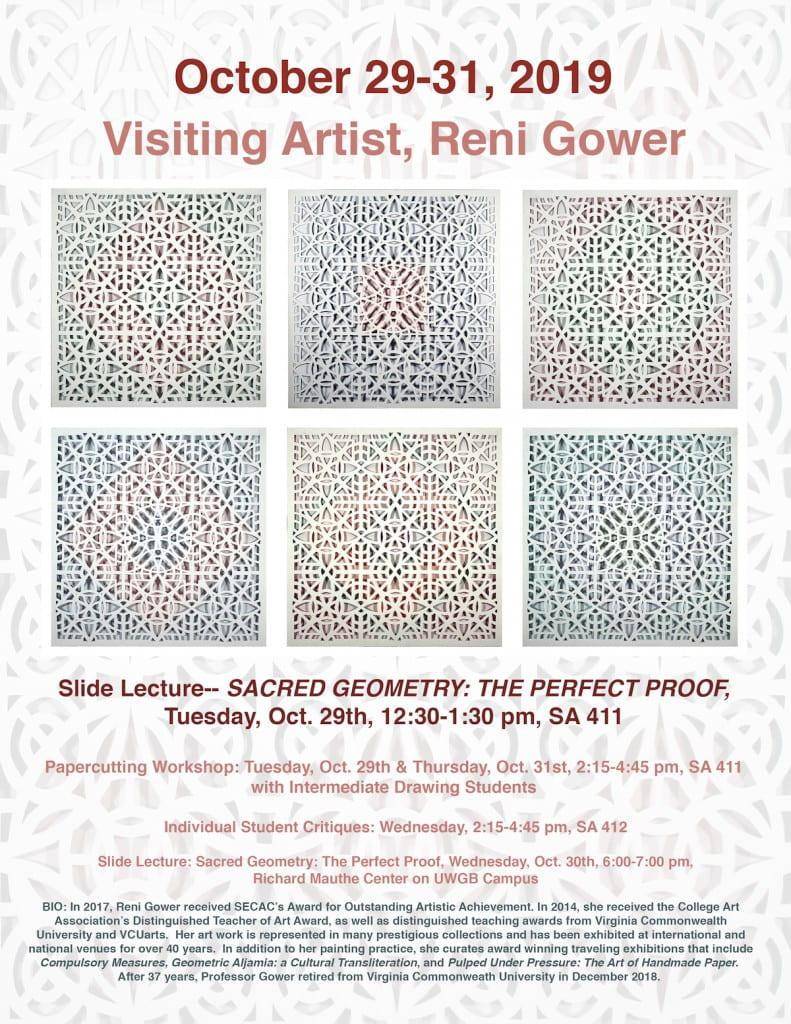 Reni Gower Poster