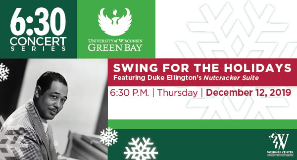 Swing for the Holidays, Dec. 12, 2019
