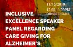 Caregiving for Alzheimer's