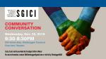 SGICI Community Conversation