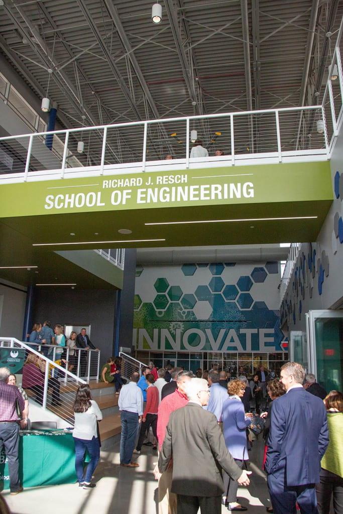 STEM Center grand opening