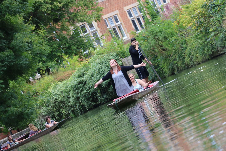 CAHSS Oxford England Study Abroad trip