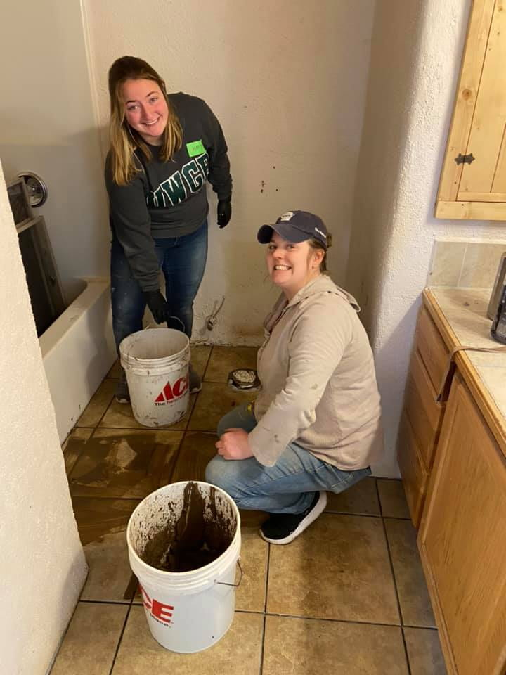 UW-Green Bay Habitat for Humanity 2020 Winter Trip