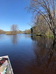 Menominee River, May 20, 2020