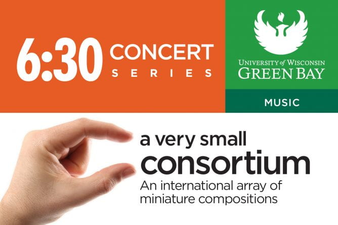 6:30 Concert Series - a very small consortium