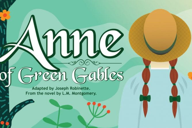 Marinette Childrens Theatre Anne of Green Gables