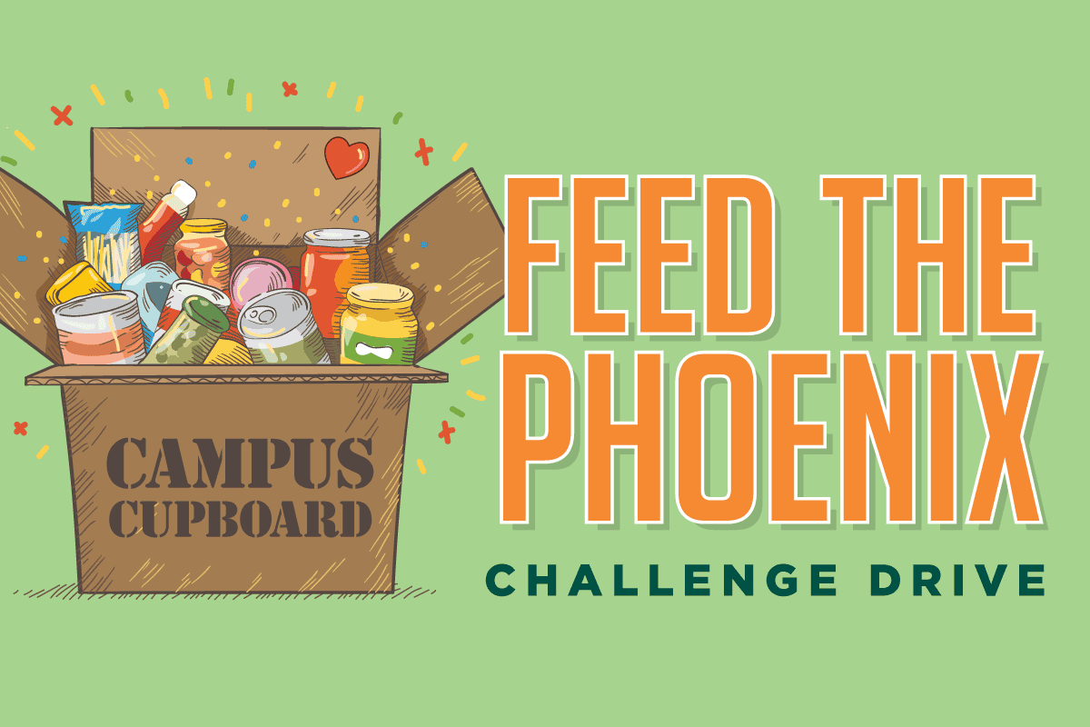 Feed the Phoenix Challenge Drive