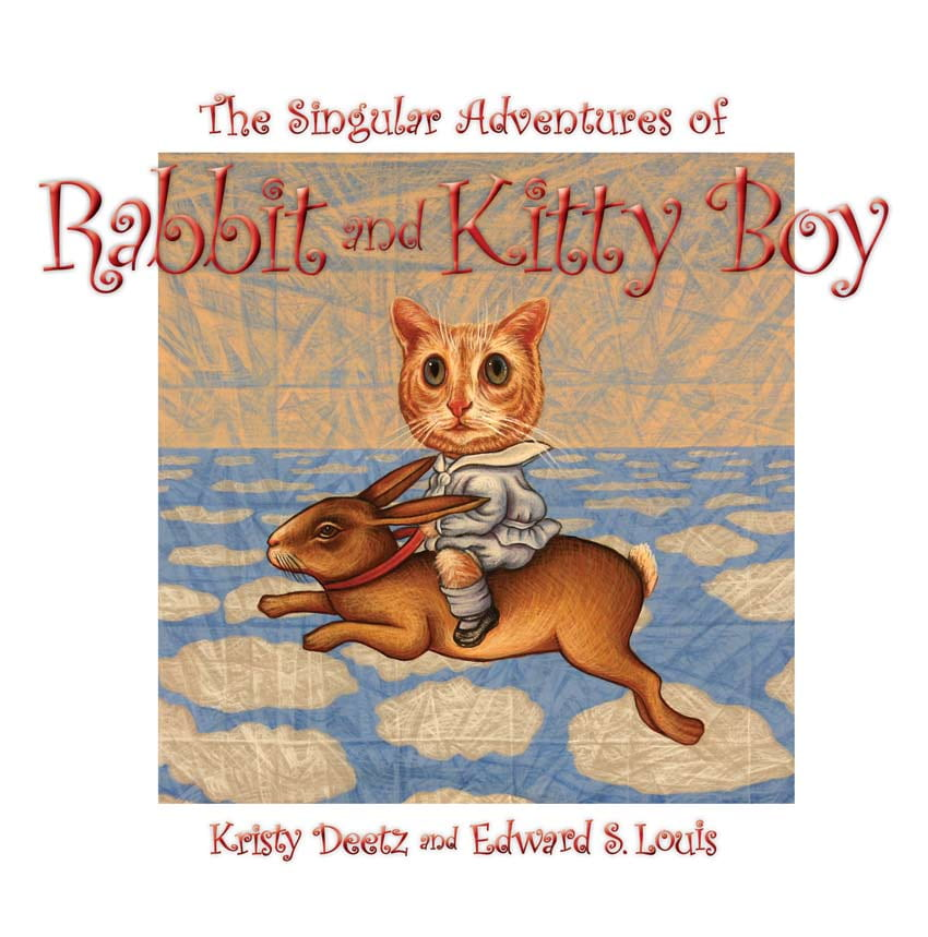 The Singular Adventures of Rabbit and Kitty BoyCover art