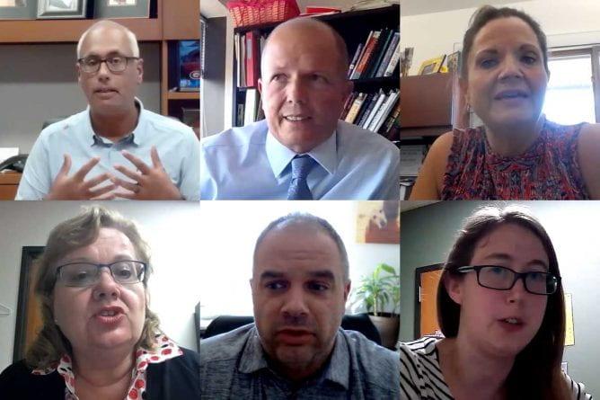 Virtual Panel: Dr. Ashtok Rai, Dr. Jeremy Metzler, Prf. Brian Merkel, Amy Henniges, Fail Sims-Aubert, Caitlin Henriksen