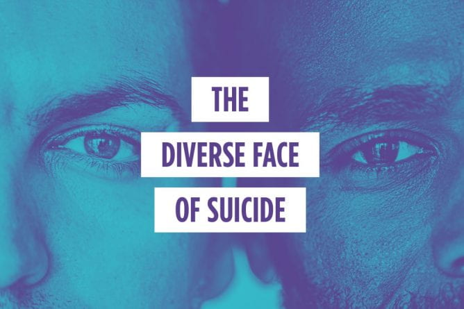 The Diverse Face of Suicide