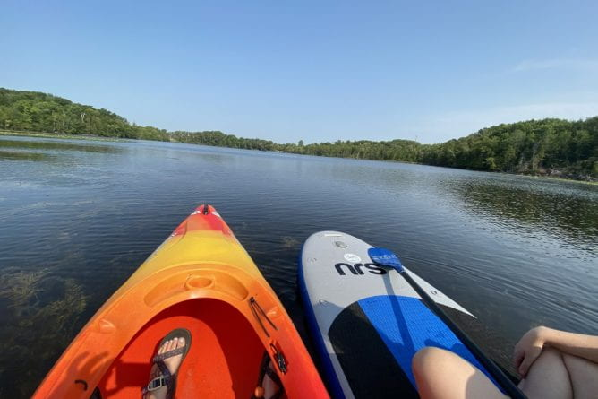 UREC Kayaks and Paddle Boards