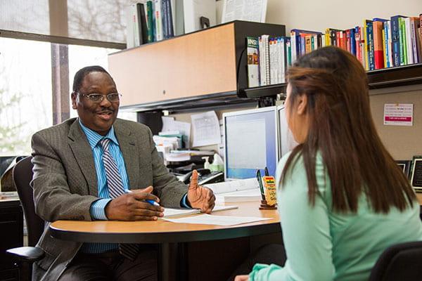 Francis Akakpo Advising