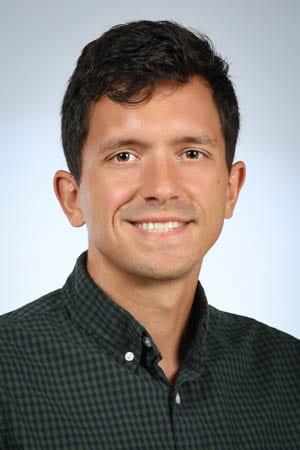 UW-Green Bay Assistant Professor Michael Holly
