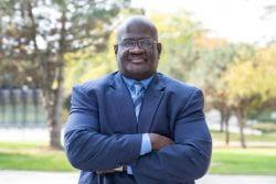 Corey King, UW-Green Bay Vice Chancellor
