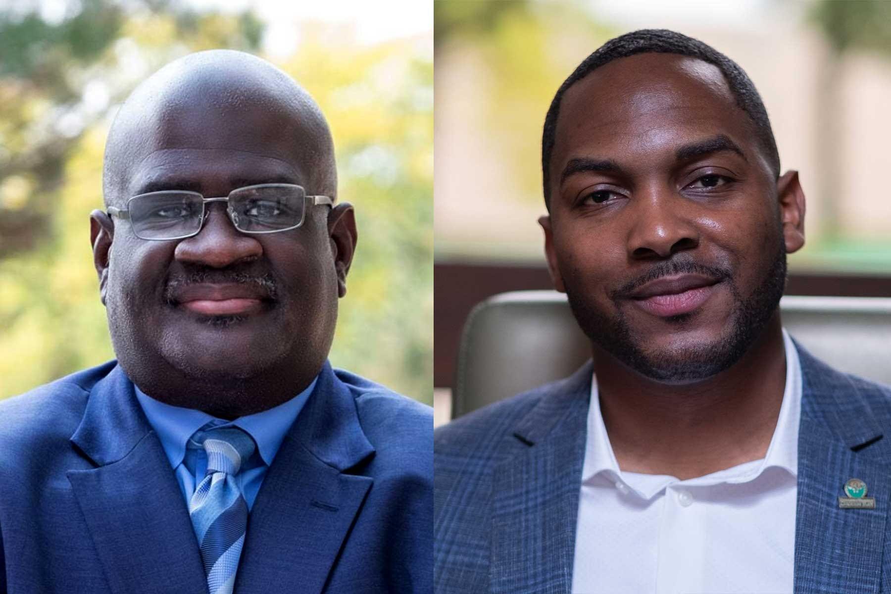 Corey King and Cordero Barkley Black Power 51 Wis. Influential Leaders