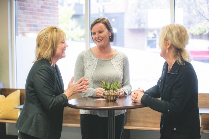 Extending the Vision to Advance Women Leaders