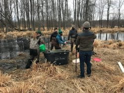 In the field with Discover Wisconsin