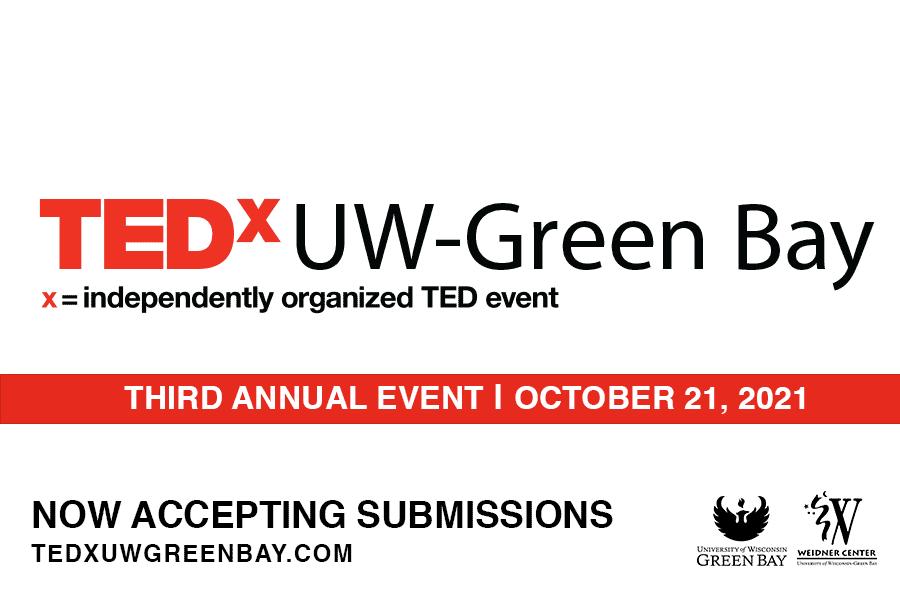 2021 TEDx UW-Green Bay