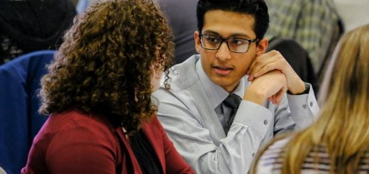 CSET Student Scholarship Reception