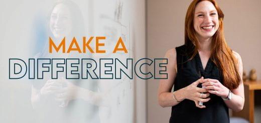 Make a Difference - Supervisory Leadership Program