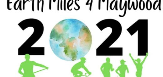 Earth Miles for Maywood
