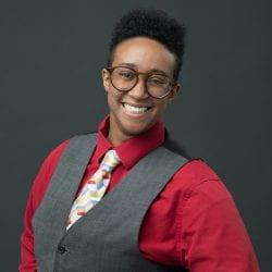 Photo of Rev. Lex Cade-White