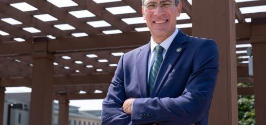 Michael Alexander, UW-Green Bay Chancellor
