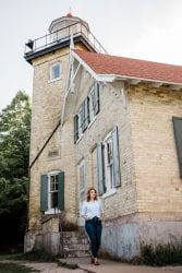 Bailey Koepsel is executive director of the Door County Historical Society