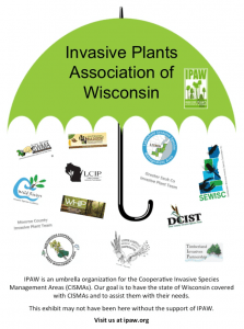 Wisconsin Cooperative Invasive Species Management Areas (CISMAs)