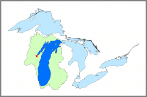 AIS Research Specified in Lake Michigan (USFWS)