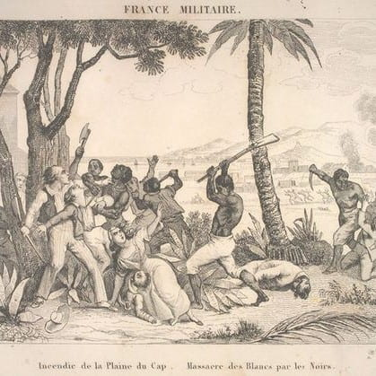 french and hatian revolutions similarities and How revolting it is a lesson comparing the french and american revolutions explanation and teacher notes.