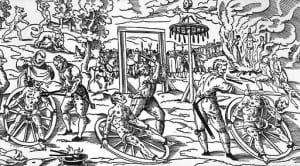 Execution of Peter Stumpp
