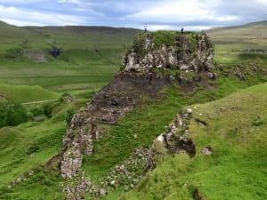 Faerie Glenn, Scotland